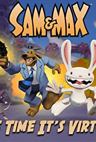 Primary photo for Sam & Max: This Time It's Virtual