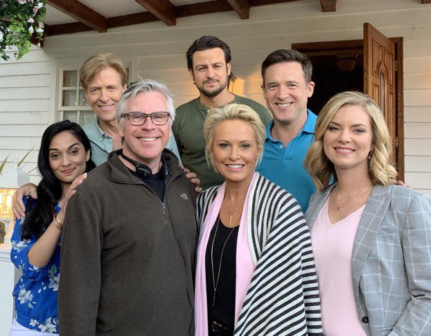 Hallmark's Wedding March 5 Cast and Director Mike Rohl