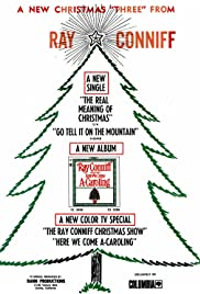 the ray conniff christmas show here we come a caroling poster - Ray Conniff Christmas