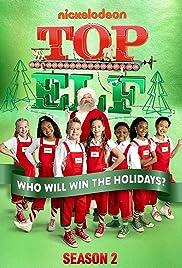 Top Elf Poster