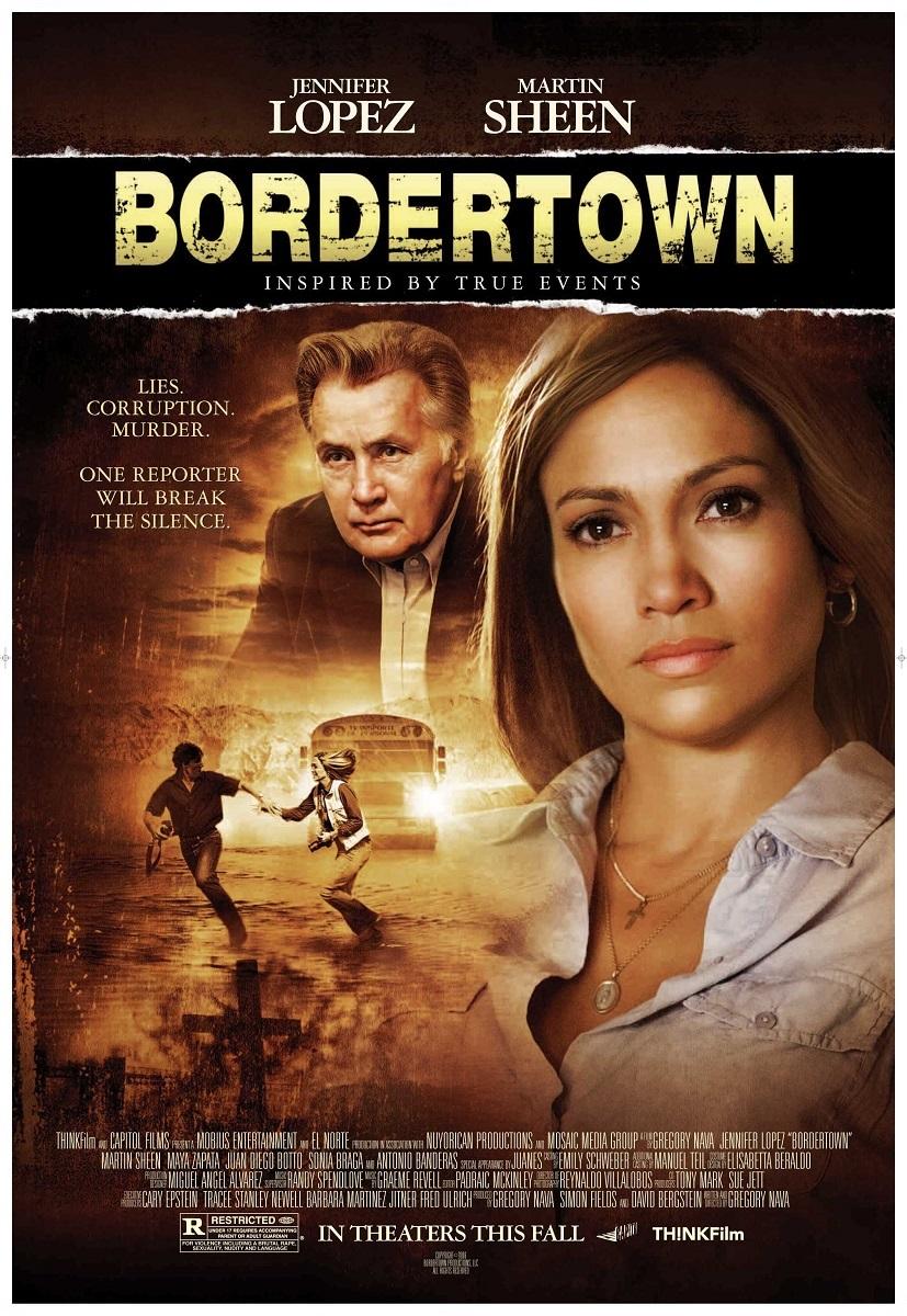 Bordertown 2007 Imdb