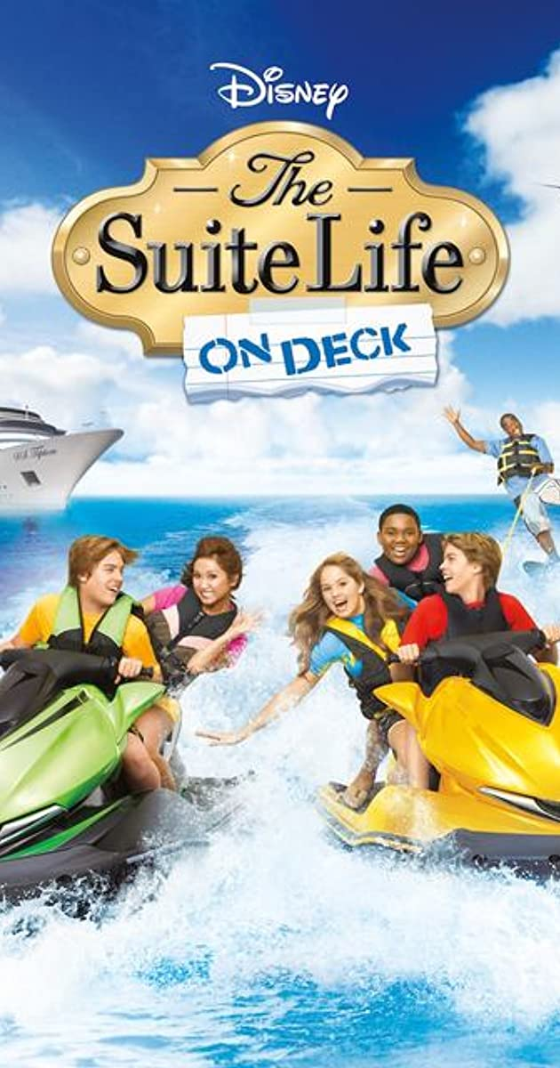 The Suite Life On Deck Tv Series 20082011 Imdb