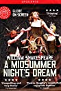 Shakespeare's Globe: A Midsummer Night's Dream (2014) Poster