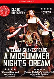 Shakespeare's Globe: A Midsummer Night's Dream Poster