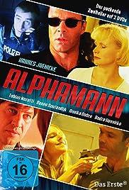 Alphamann: Amok Poster