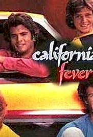California Fever Poster