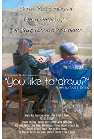 Kaeleigh Violet and Brii Frank in You Like to Draw? (2020)