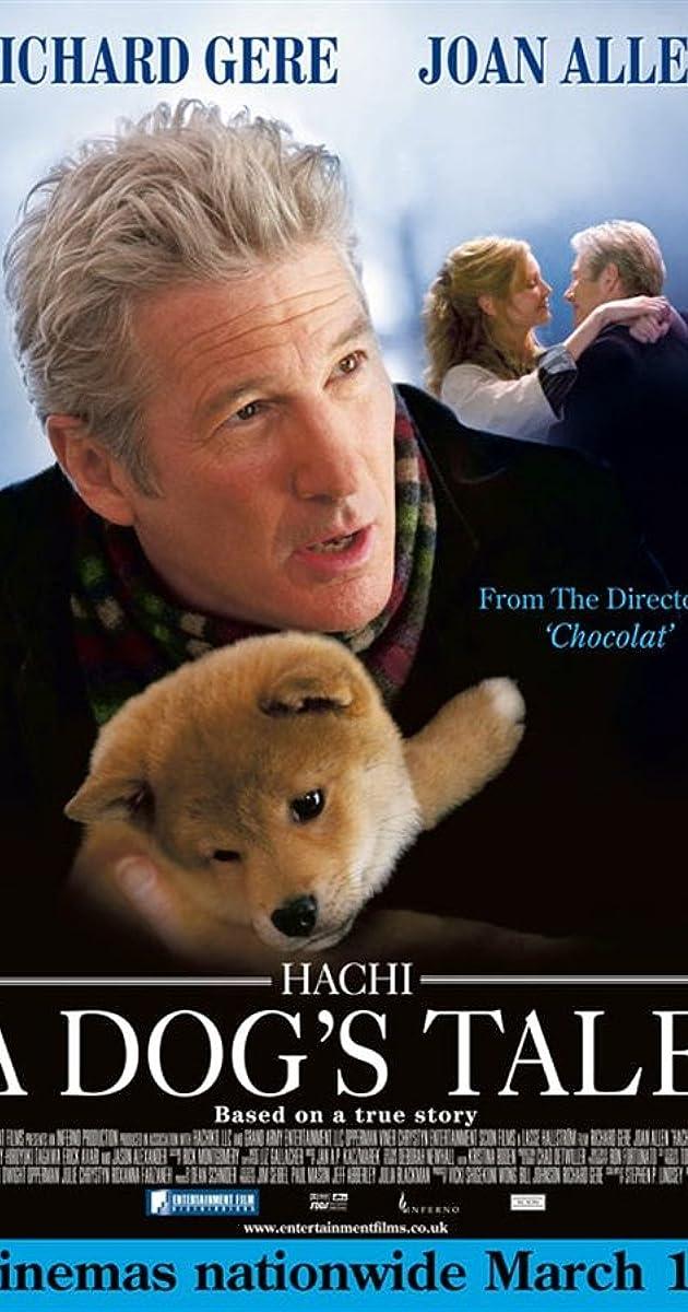Hachi A Dogs Tale 2009 Imdb
