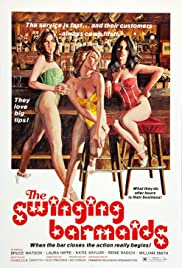 The Swinging Barmaids (1975) Poster - Movie Forum, Cast, Reviews