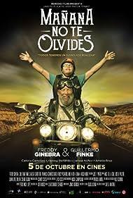 Freddy Ginebra and Guillermo Finke in Mañana no te olvides (2017)