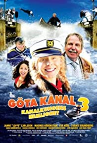 Primary photo for Göta kanal 3 - Kanalkungens hemlighet