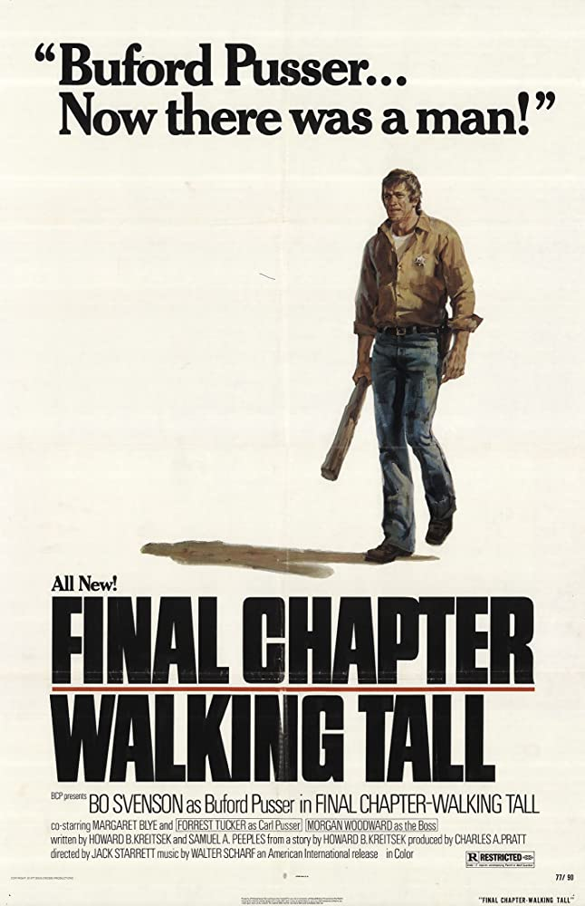 Walking Tall The Final Chapter (1977)