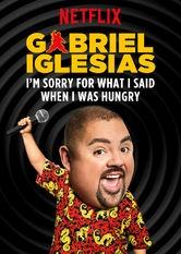 蓋布瑞·伊格雷西亞斯:抱歉,我肚子餓時總是口不擇言 | awwrated | 你的 Netflix 避雷好幫手!