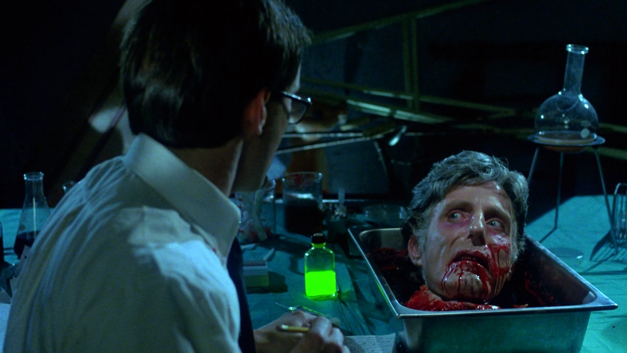 Image result for re-animator 1985