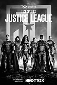 Ben Affleck, Henry Cavill, Jason Momoa, Gal Gadot, Ezra Miller, and Ray Fisher in Zack Snyder's Justice League (2021)