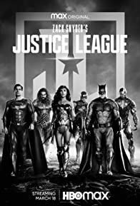 Primary photo for Zack Snyder's Justice League