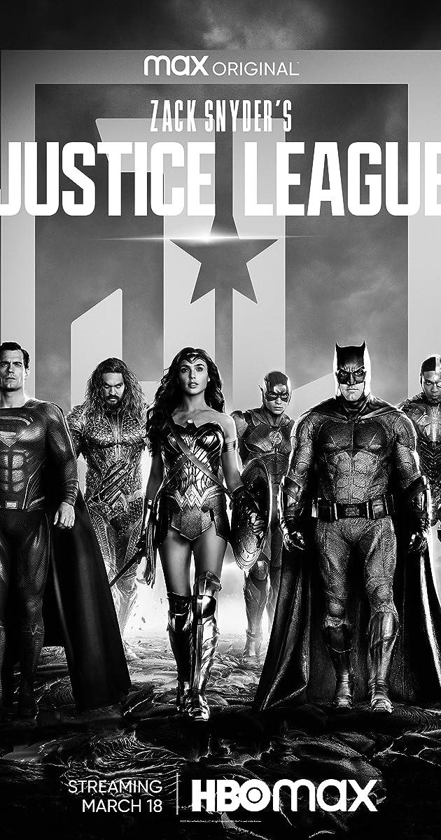 Download pelo celular Liga da Justiça Snyder Cut Qualidade boa