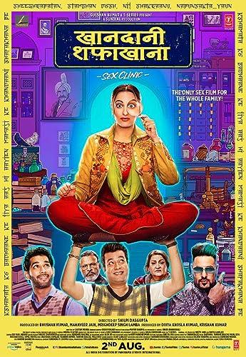 Khandaani Shafakhana (2019) Hindi 720p | 480p HDRip x264 AAC