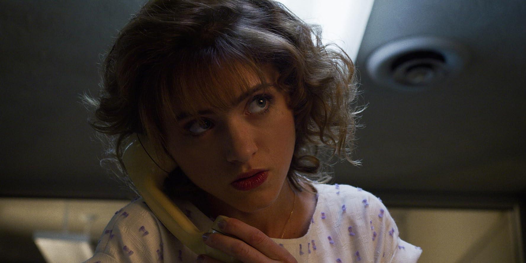 Natalia Dyer in Stranger Things (2016)