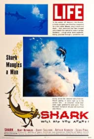 Shark! (1969) Poster - Movie Forum, Cast, Reviews