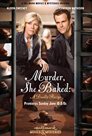 Murder, She Baked: A Deadly Recipe Poster