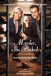 Primary photo for Murder, She Baked: A Deadly Recipe