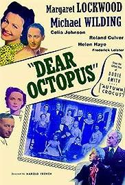 Dear Octopus Poster