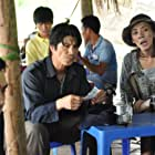 Dustin Nguyen and Trang Thu in Trung so (2015)