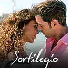 Jacqueline Bracamontes and William Levy in Sortilegio (2009)