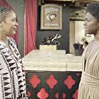 Shelley Robertson and Ajima Cole in Two Degrees (2020)