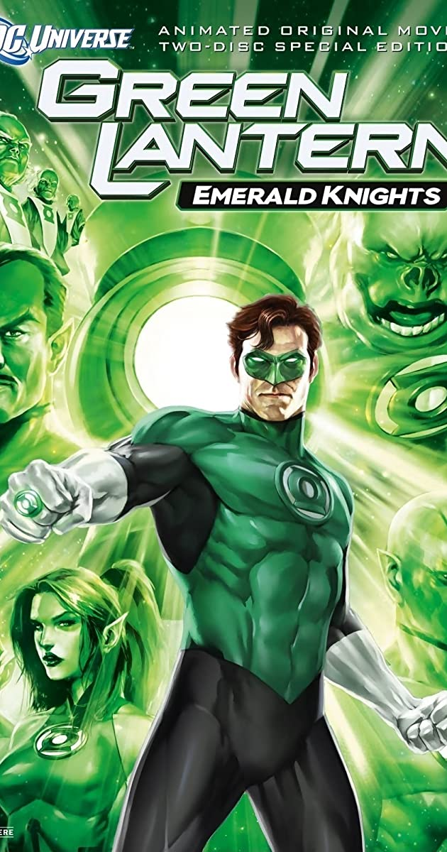 It's just a graphic of Crush Pictures of Green Lantern