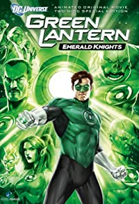Primary photo for Green Lantern: Emerald Knights