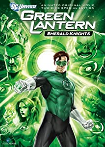 Green Lantern: Emerald Knights full movie download in hindi
