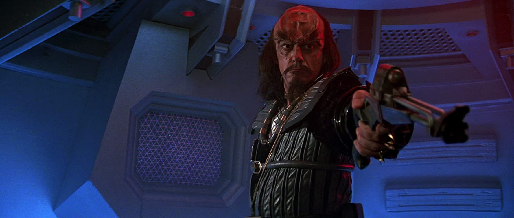 Christopher Lloyd in Star Trek III: The Search for Spock (1984)