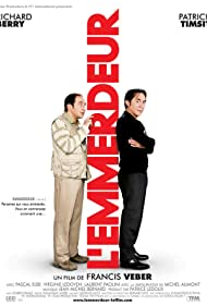 Richard Berry and Patrick Timsit in L'emmerdeur (2008)