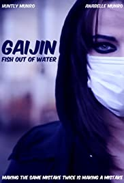 Gaijin: Fish Out of Water Poster