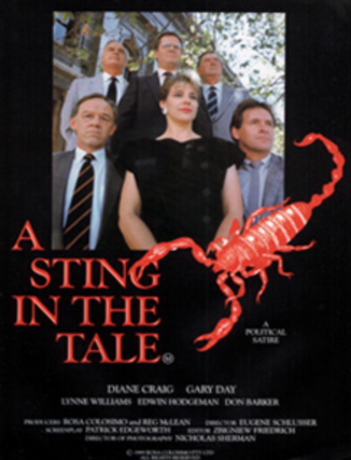 A Sting in the Tale ((1989))