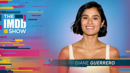 """Diane Guerrero Gets a Touching """"Orange"""" Ending and Transforms Into an Elf"""