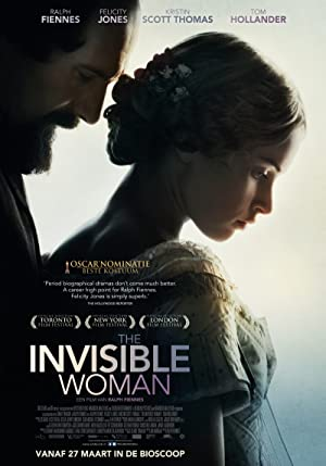 Where to stream The Invisible Woman