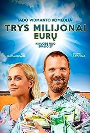 3 Million Euros Poster
