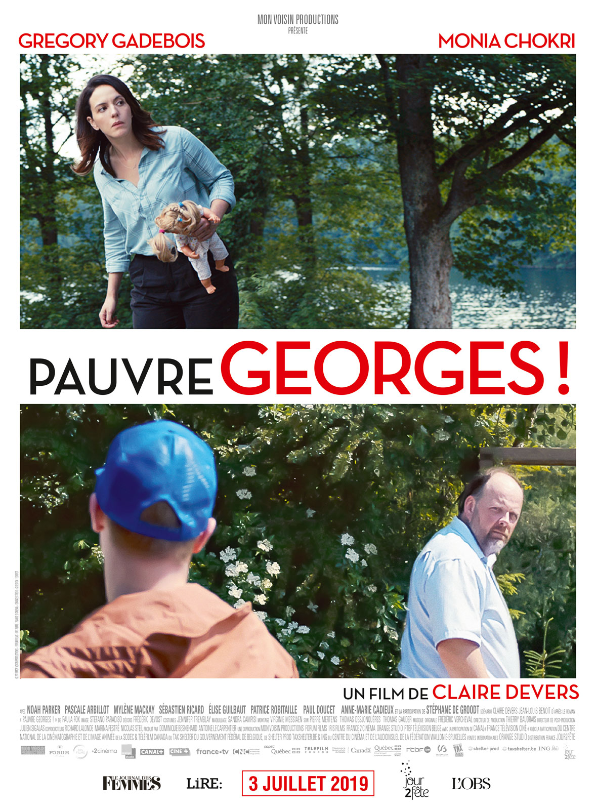 Pauvre Georges! (2018)