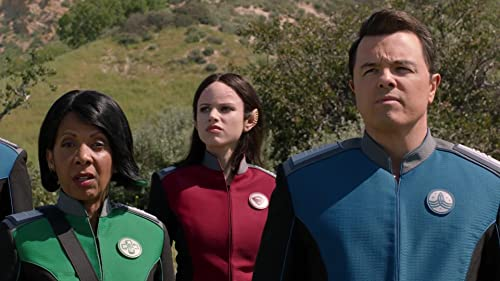 The Orville: The Crew Explores The New Vessel