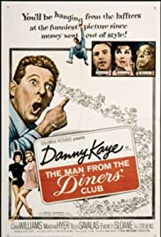 The Man from the Diners' Club (1963) Poster - Movie Forum, Cast, Reviews