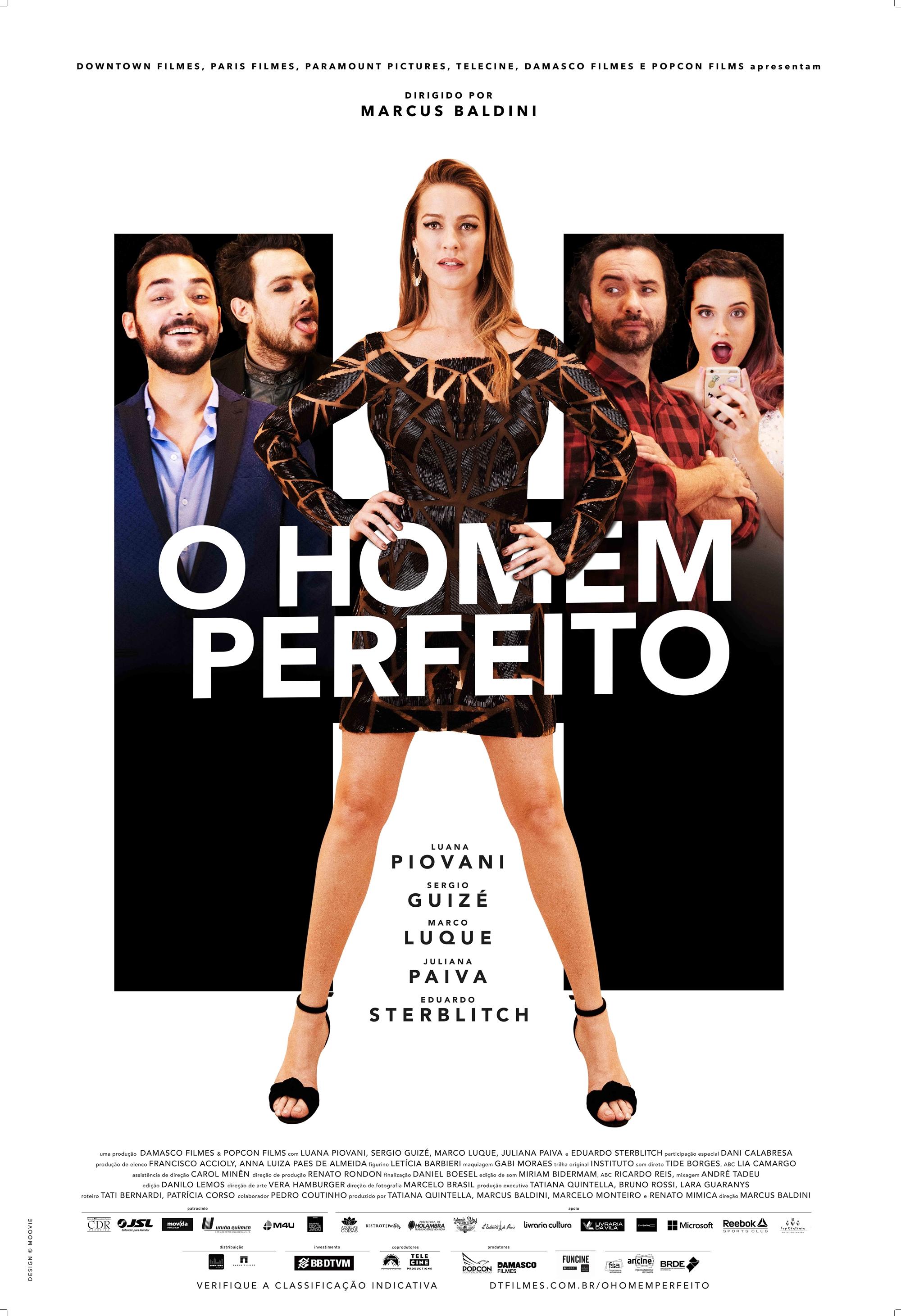 O Homem Perfeito [Nac] – IMDB 6.3