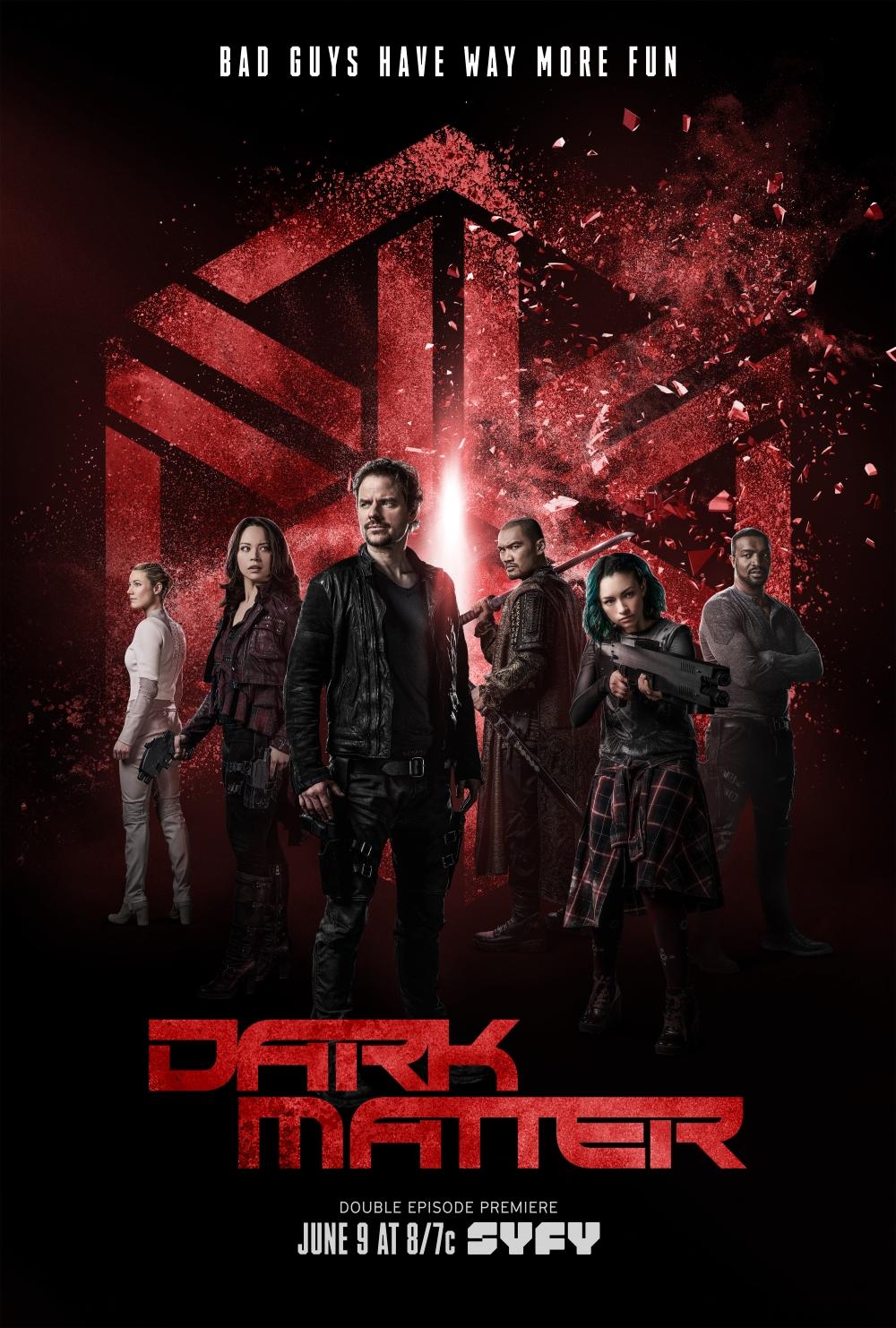 Dark Matter (TV Series 2015–2017) - IMDb