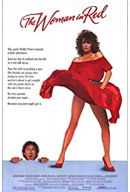 Gene Wilder and Kelly LeBrock in The Woman in Red (1984)
