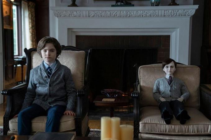 Hasil gambar untuk Brahms: The Boy II (2020)