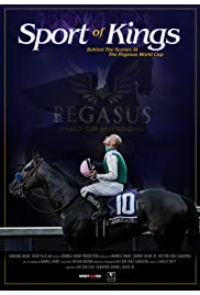 Sport of Kings behind the scenes at the Pegasus World Cup
