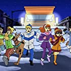 Mindy Cohn, Grey Griffin, Casey Kasem, Frank Welker, and Simple Plan in What's New, Scooby-Doo? (2002)