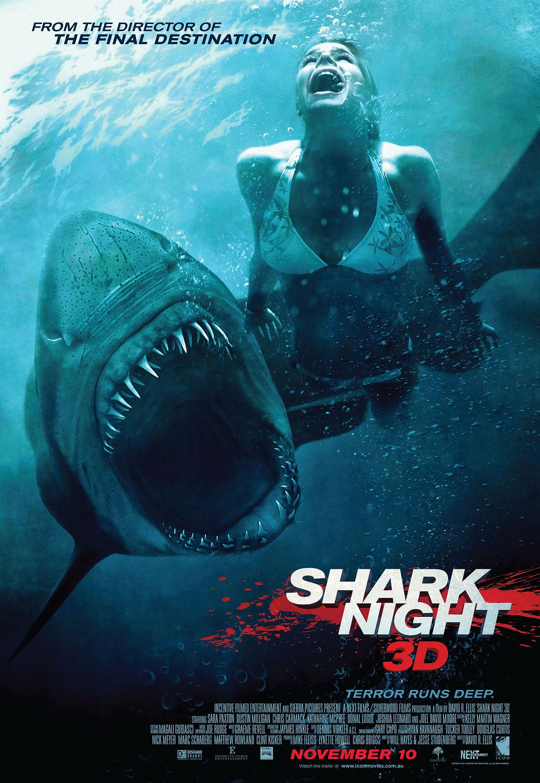 Shark Night 2011 Imdb